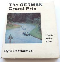 German Grand Prix  : The (Posthumus 1966)